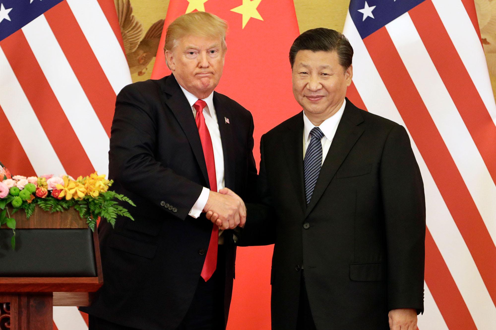 अमेरिकी राष्ट्रपति  ट्रम्पले दोस्रोपटक राष्ट्रपति चुनिन चीनको गुहार