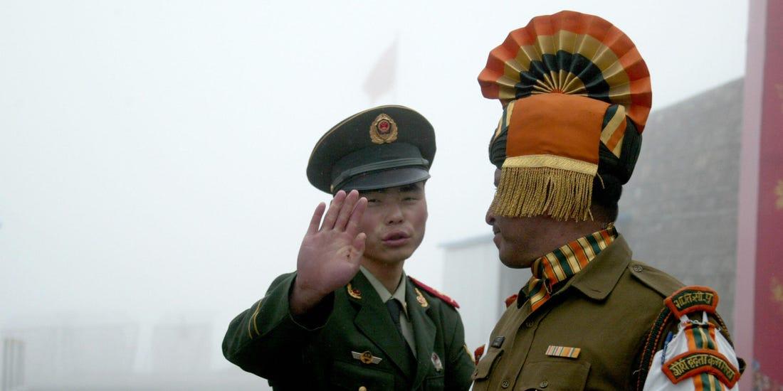 चीनद्वारा भारतसँगको झडपमा दुई सैन्य अधिकारी मारिएको स्वीकार