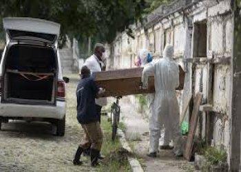 ब्राजिलमा कोरोनाबाट मृत्यु हुनेको संख्या ५० हजार नाघ्यो