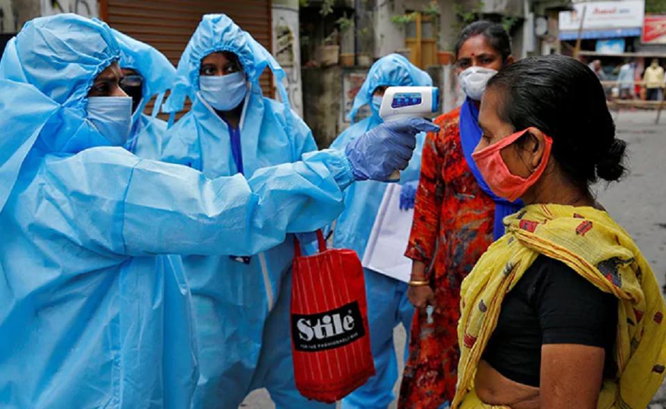 भारतमा कोरोना संक्रमितको संख्या २० लाखभन्दा बढी