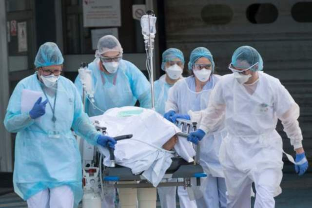 मेक्सिकोमा कोरोना संक्रमितमध्ये ७५ हजारको मृत्यु