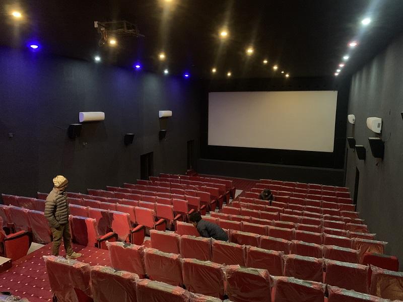 भारतमा सात महिनापछि फिल्म हल खोलिँदै