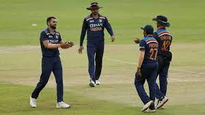 दोस्रो एक दिवसीय क्रिकेटमा भारत विजयी